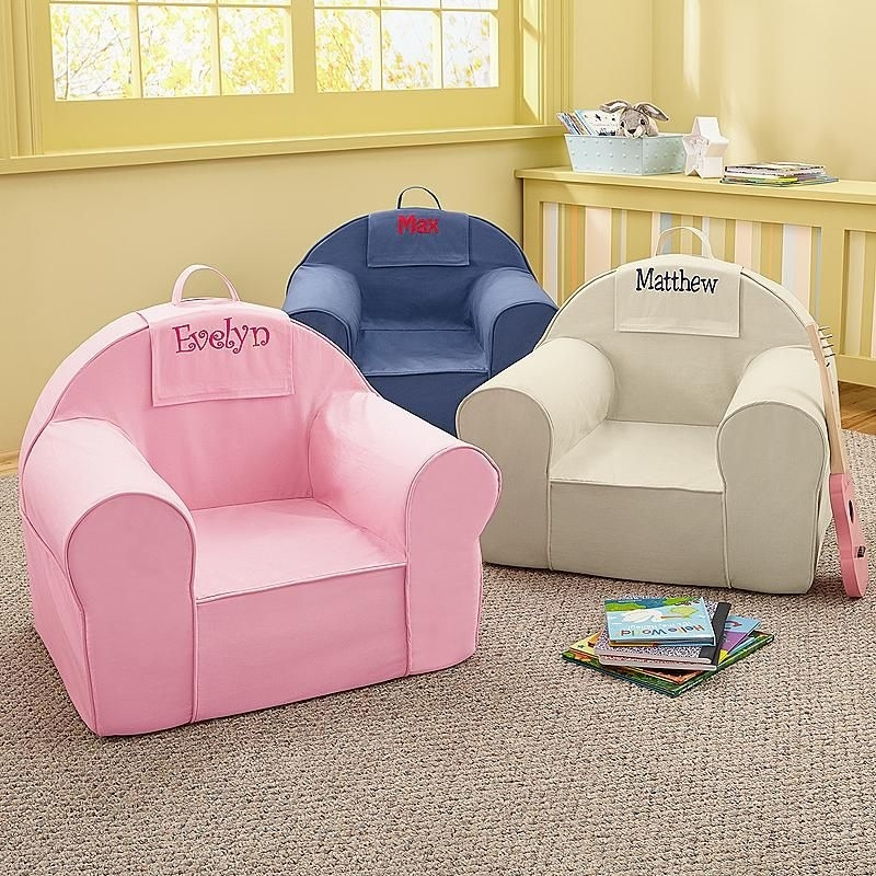 Take Along Chair | Future Children, Grandkids And Nursery For Personalized Kids Chairs And Sofas (Image 7 of 10)