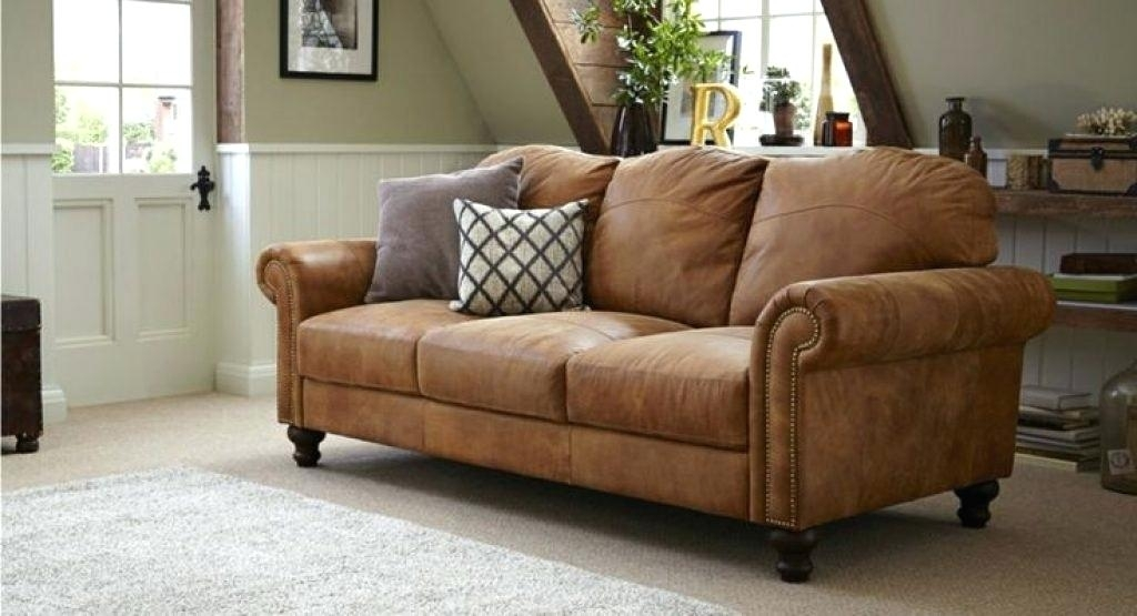 Tan Coloured Leather Sofas – Sohoshorts Regarding Light Tan Leather Sofas (Image 10 of 10)