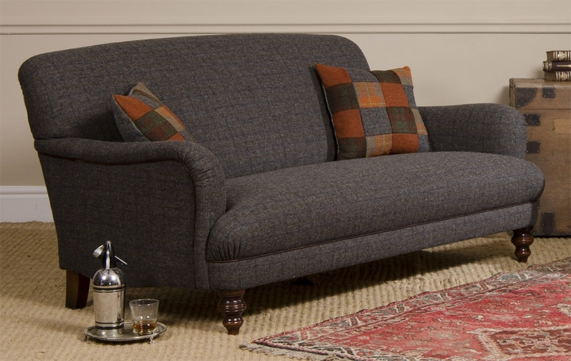 Tetrad Harris Tweed Braemar Midi Sofa | Garden Room | Pinterest Inside Tweed Fabric Sofas (Image 9 of 10)
