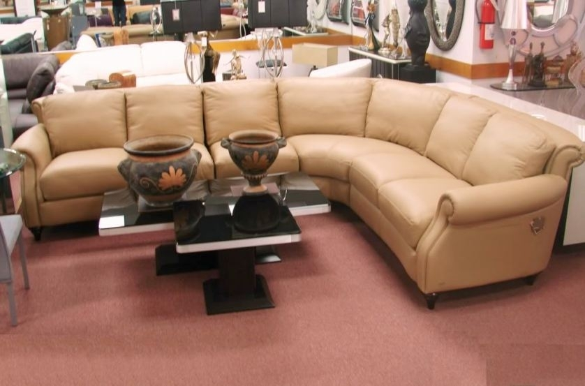 Thanksgiving Day Leather Furniture Sale,thanksgiving Day Leather Regarding Natuzzi Sectional Sofas (Image 10 of 10)