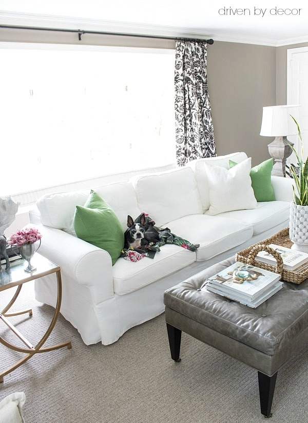 The Best Inexpensive Sofas, Media Consoles, & Coffee Tables | Driven For Sofas With Consoles (Image 8 of 10)