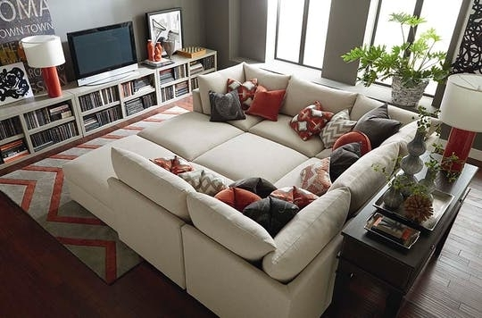The Best Modular Sofas Annual Guide Apartment Therapy Intended For In Modular Sectional Sofas (Image 9 of 10)