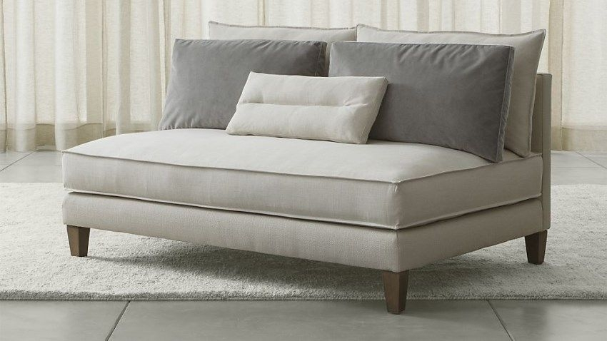 Featured Image of Small Armless Sofas