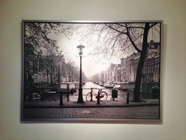 The Canal In Ikea's Amsterdam Photo – Deepak Gulati's Blog With Ikea Canvas Wall Art (View 15 of 20)