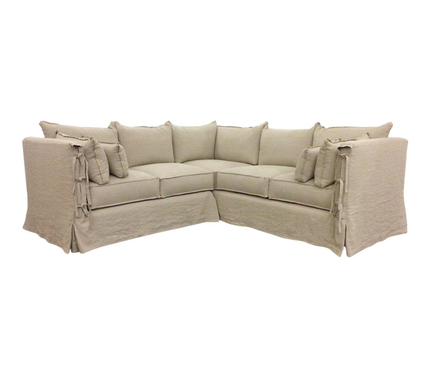The Chateau Sectional | Custom Madequatrine For Quatrine Sectional Sofas (Image 6 of 10)