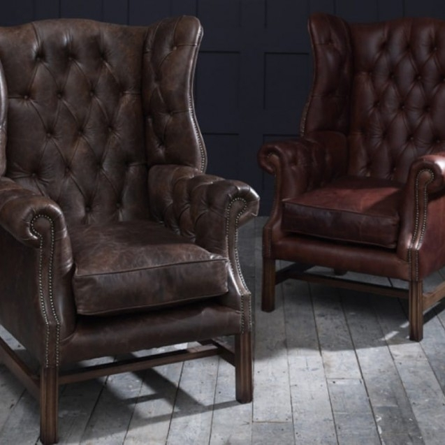 The Chesterfield Co™: Leather Chesterfield Sofas, Armchairs & More Within Chesterfield Sofas And Chairs (Image 10 of 10)