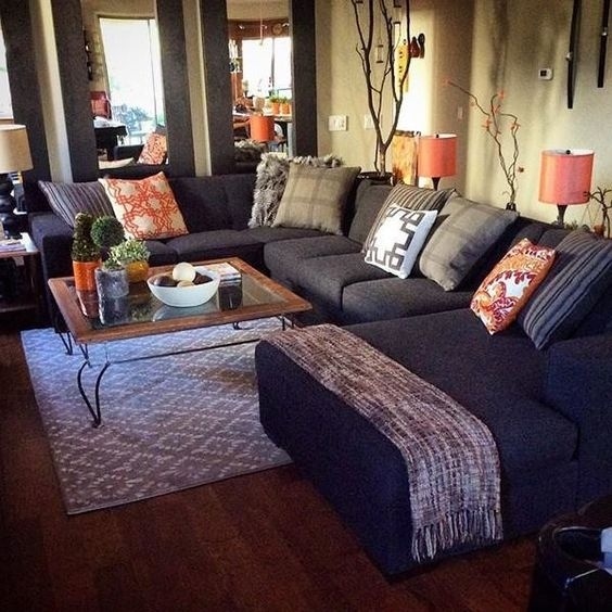 These Living Spaces Fans Are Loving The Costello 3 Piece Sofa For Living Spaces Sectional Sofas (Image 10 of 10)