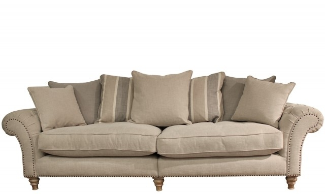Thomasville – Fishpools In Florence Grand Sofas (Image 7 of 10)