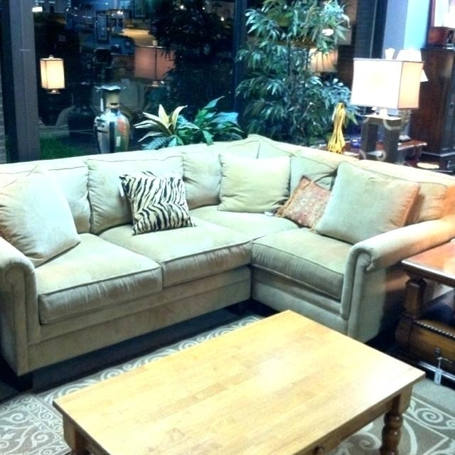 Thomasville Furniture Sectionals Leather Elegant Sectional With In Thomasville Sectional Sofas (Image 2 of 10)