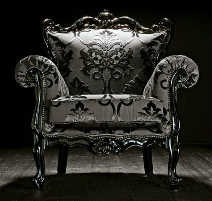 Top 10 Gothic Furniture Design | Gothic Furniture And Interiors Throughout Gothic Sofas (Image 10 of 10)