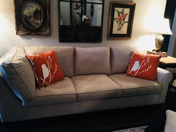 Top 10 Of Tuscaloosa Sectional Sofas Within Tuscaloosa Sectional Sofas (View 6 of 10)