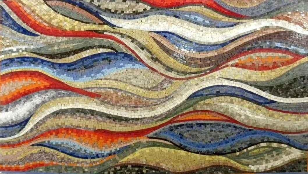 Top 78 Mosaics Wallpaper – Hd Background Spot Intended For Abstract Mosaic Wall Art (View 20 of 20)
