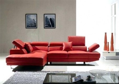 Tosh Furniture Leather Sectional Sofa – Knowbox (Image 10 of 10)
