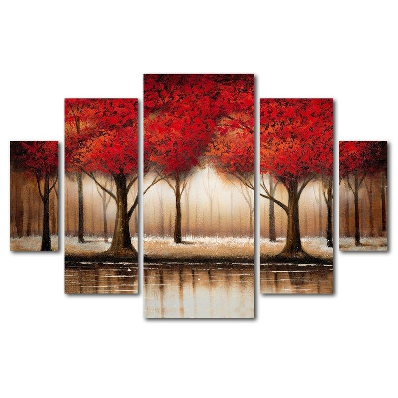 20 Best Collection Of Canvas Wall Art At Wayfair Wall