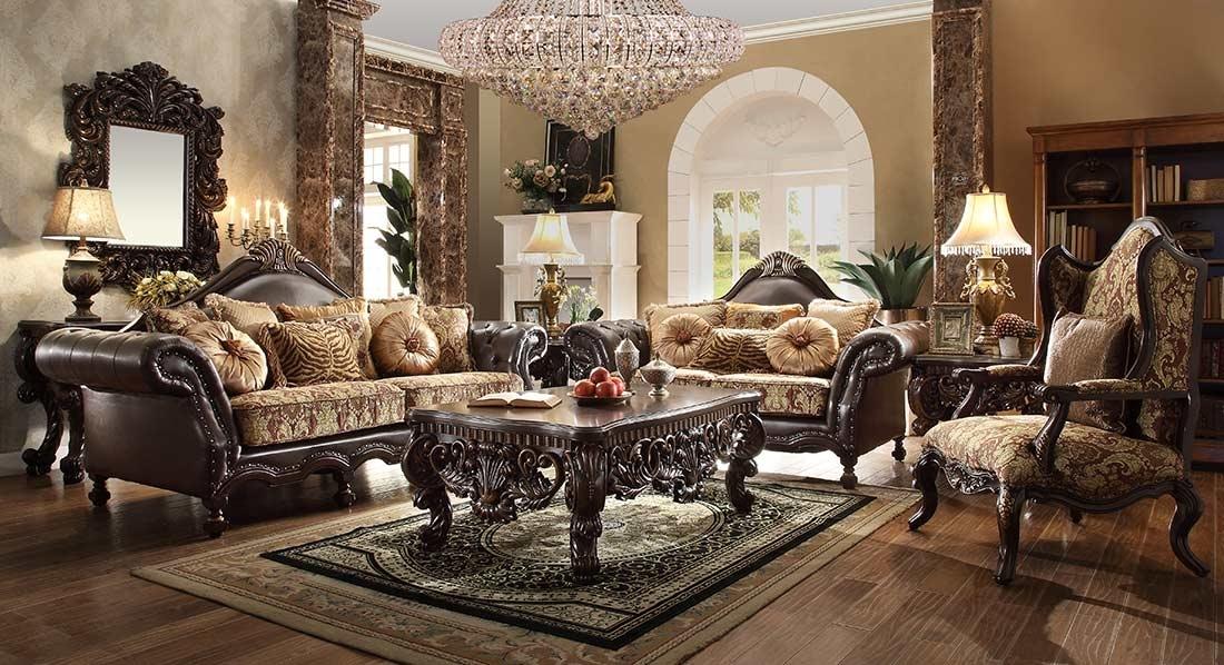 Traditional Fabric Sofa Hd 823 | Traditional Sofas Regarding Traditional Fabric Sofas (Image 7 of 10)
