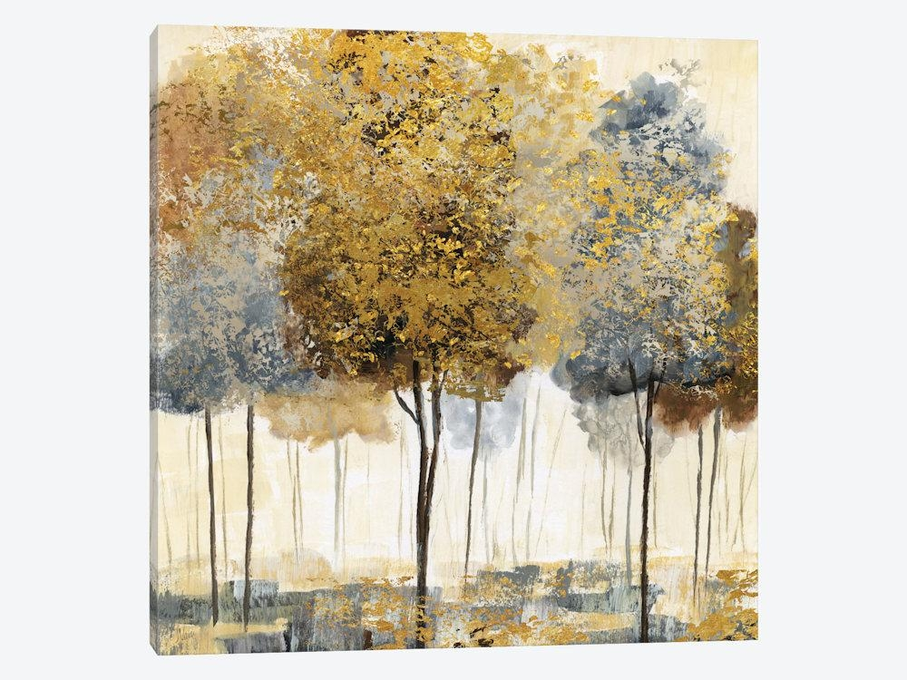 Trees Canvas Art — Icanvas Inside House Of Fraser Canvas Wall Art (Image 19 of 20)