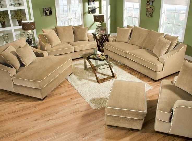 Trend Oversized Sofa And Loveseat 15 With Additional Table And Chair With Oversized Sofa Chairs (Image 10 of 10)