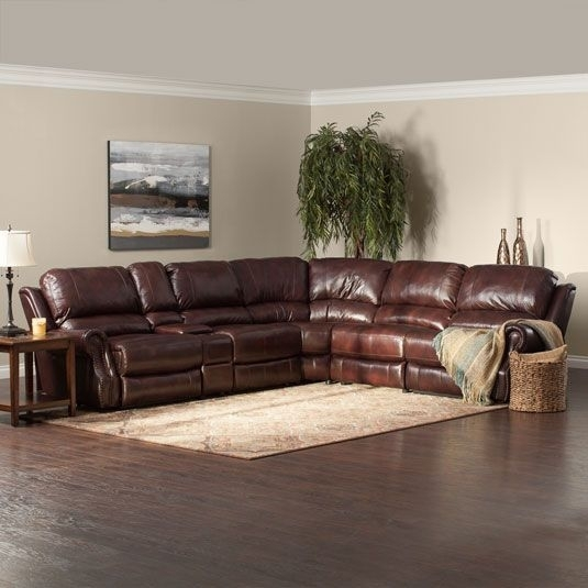 Triton Leather Sectional – Jerome's Furniture | New Home Ideas Inside Jerome's Sectional Sofas (View 10 of 10)