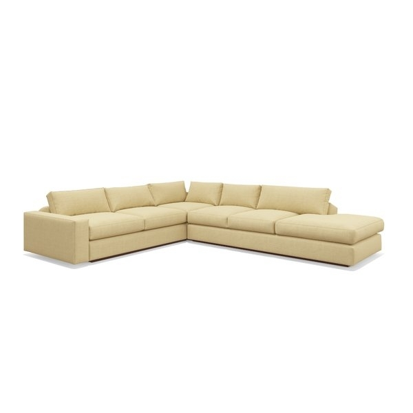 Truemodern Jackson Sectional & Reviews | Wayfair In Jackson Tn Sectional Sofas (View 5 of 10)