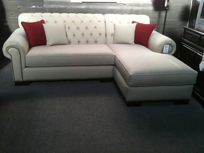 Tufted Sectional With Chaise – Google Search | Tufted Beauties In Tufted Sectional Sofas With Chaise (View 2 of 10)