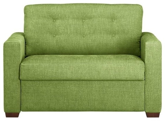 Twin Size Pull Out Couch Cool Sleeper Sofa Chairs Amazing Perfect 54 Pertaining To Twin Sofa Chairs (Image 4 of 10)