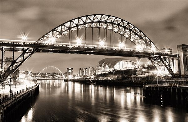Featured Image of Newcastle Canvas Wall Art