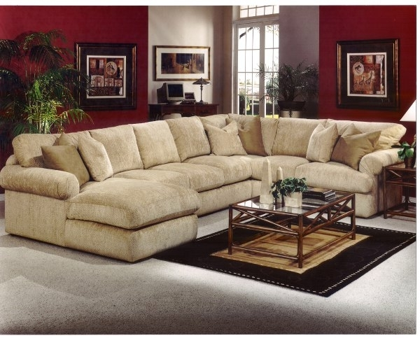 Unique Down Filled Sectional Sofa 47 Sofas And Couches Set With Down Within Down Filled Sofas (Photo 7 of 10)