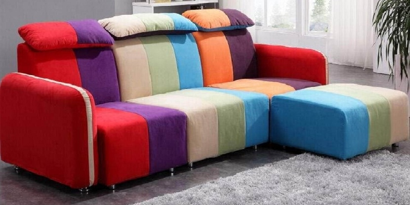 Unique L Shaped Sofa – Most Famous 2018 / 2019 | Sofakoe For Unusual Sofas (Photo 4 of 10)
