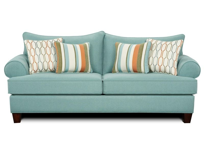 Unique Living Room Furniture Design Ideas | Turquoise Sofa, Modern For Turquoise Sofas (Photo 4 of 10)