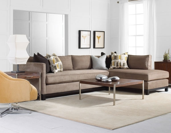 Unique Mitchell Gold Sectional Sofa 77 For Your Sofas And Couches Throughout Gold Sectional Sofas (Photo 4 of 10)