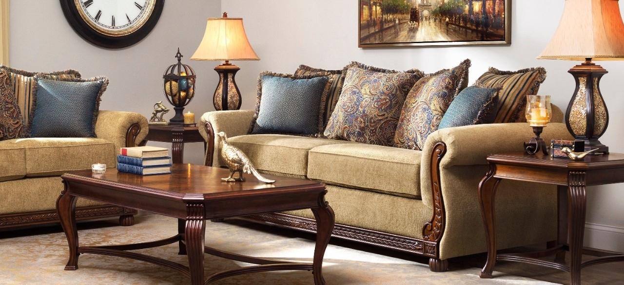 United Furniture | Raymour & Flanigan Inside Stratford Sofas (Image 10 of 10)