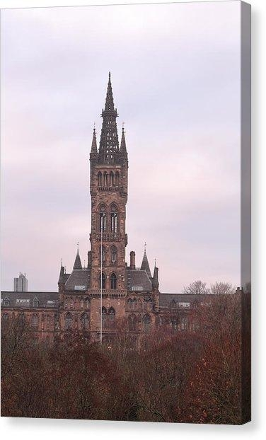 University Of Glasgow Canvas Prints (Page #2 Of 2) | Fine Art America For Glasgow Canvas Wall Art (Image 19 of 20)