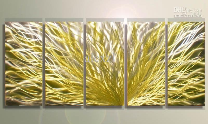 Unusual Abstract Wall Art Ideas – Wall Art Design – Leftofcentrist Within Yellow And Grey Abstract Wall Art (View 13 of 20)