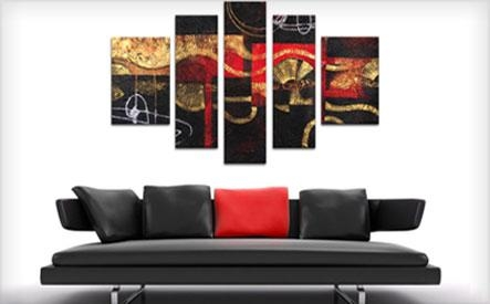 Featured Image of Canvas Wall Art In Canada