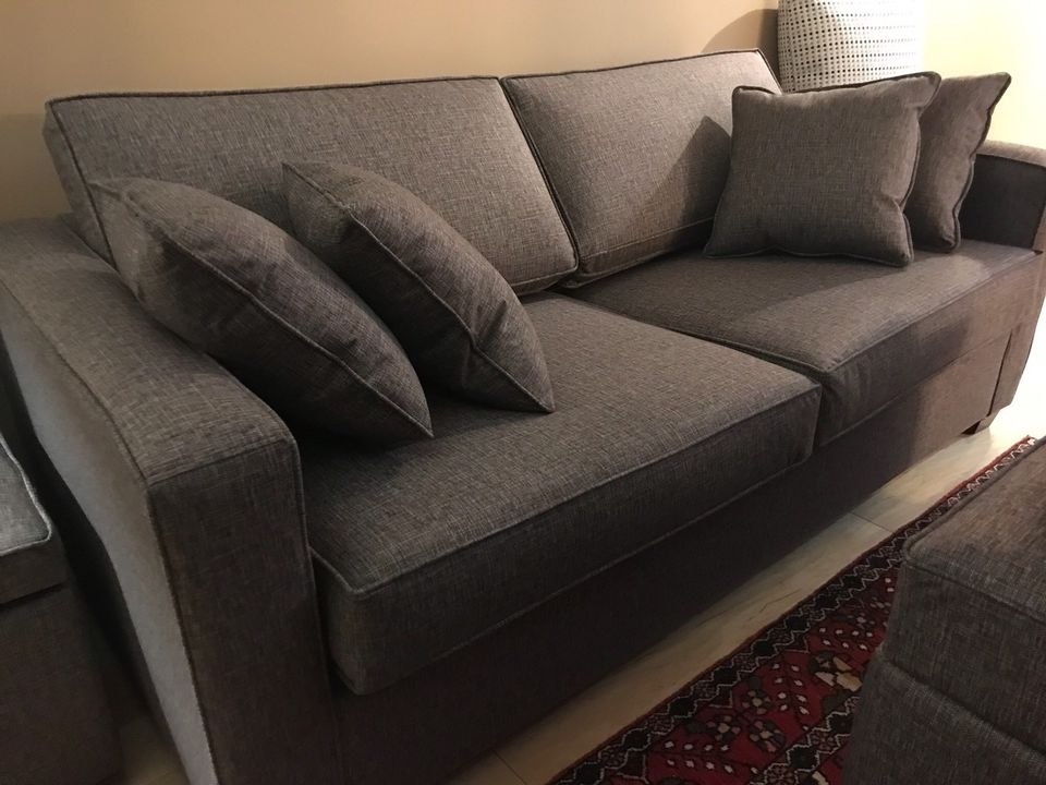 Upholstery – Reupholstery Services – Sofa – Chairs – Cushions Regarding Durham Region Sectional Sofas (Image 10 of 10)