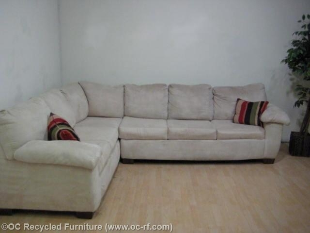 Used Sectional Sofa – Home And Textiles Pertaining To Used Sectional Sofas (Photo 4 of 10)