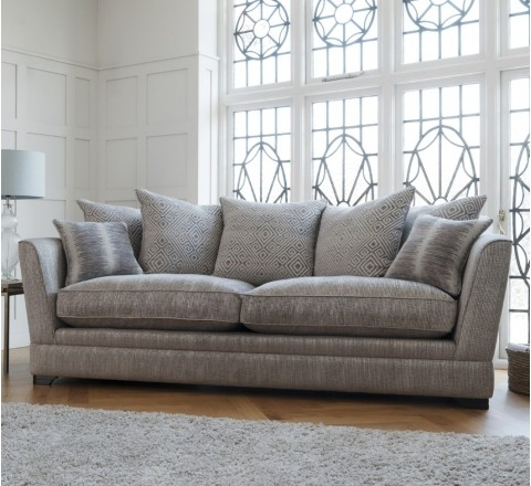 Vale Bridgecraft Florence Grand Sofa Available From George F Knowles Inside Florence Grand Sofas (Image 9 of 10)