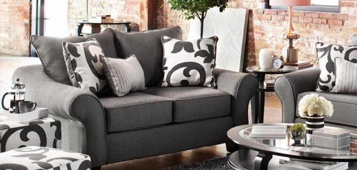 Value City Living Room Furniture Excellent Well Suited Regarding Throughout Value City Sofas (Photo 1 of 10)