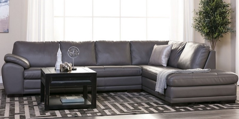 Vaughn 2 Piece Sectional W/laf Chaise – Latest Design 2018 With Regard To Vaughan Sectional Sofas (View 2 of 10)