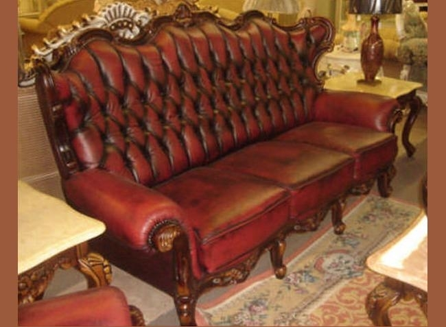 Featured Image of Victorian Leather Sofas