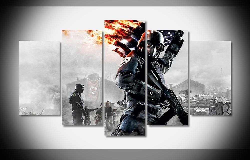 Featured Image of Gaming Canvas Wall Art