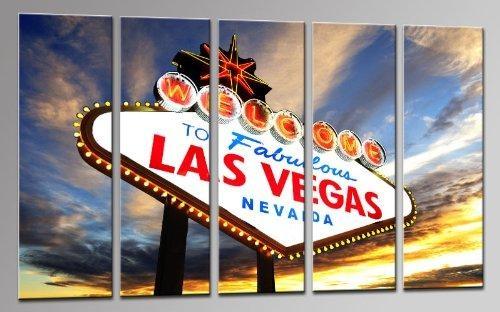 Wall Art: Beautiful Pictures Gallery Of Las Vegas Wall Art Las Regarding Las Vegas Canvas Wall Art (View 19 of 20)