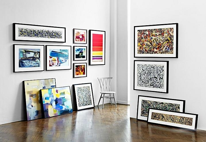 Featured Image of John Lewis Abstract Wall Art
