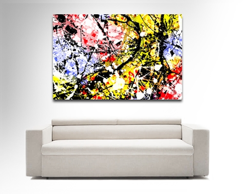 Wall Art Decor: White Graffiti Canvas Wall Art Sample Wallpaper Intended For Graffiti Canvas Wall Art (Image 18 of 20)