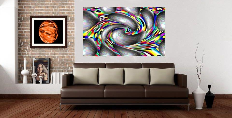 Wall Art Design: Fine Wall Art Colorfull Design Collection Art For Intended For Modern Canvas Wall Art (Image 15 of 20)