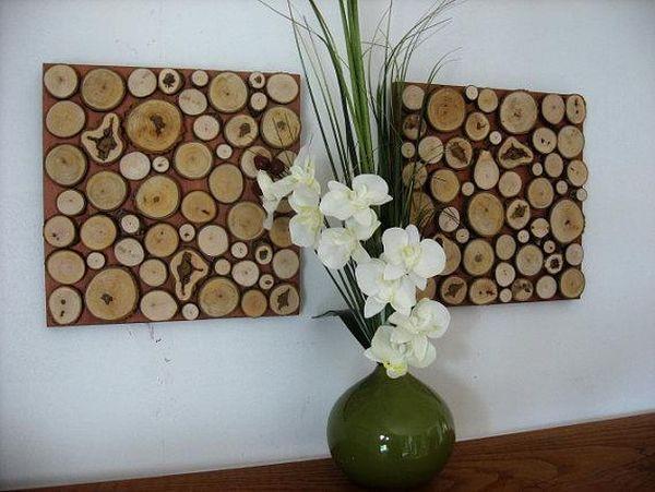Wall Art Design Ideas: Beautiful Diy Rustic Wall Art Ideas Flowers In Rustic Canvas Wall Art (Image 16 of 20)