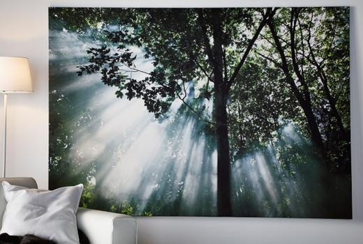 Featured Image of Ikea Canvas Wall Art