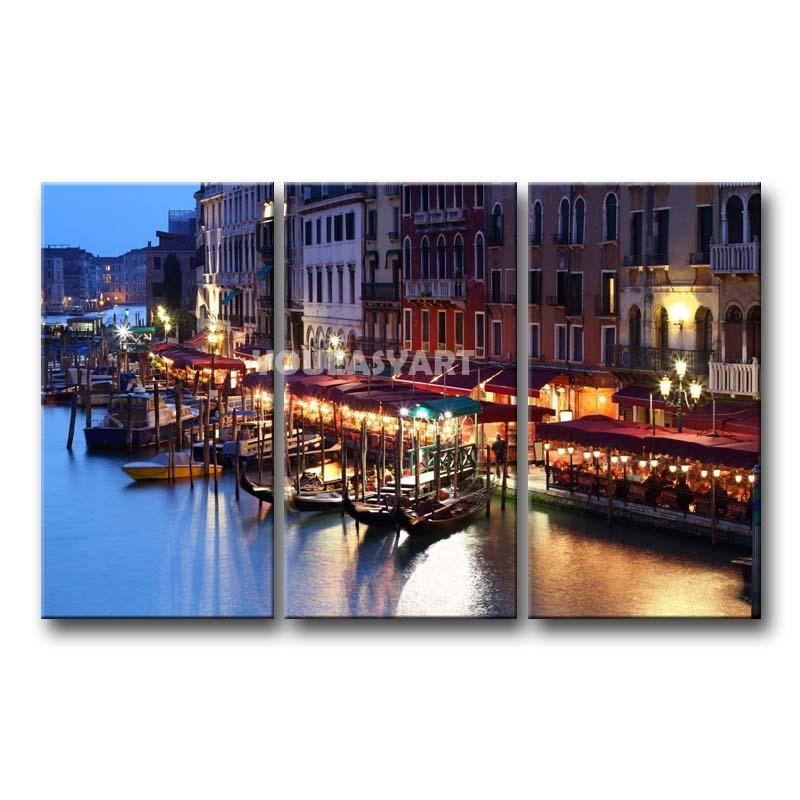 Featured Image of Canvas Wall Art Of Italy