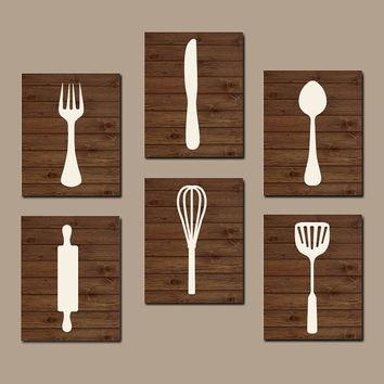 Wall Art Design Ideas: Wanelo Multi Panel Canvas Kitchen Wall Art Inside Kitchen Canvas Wall Art (Image 18 of 20)