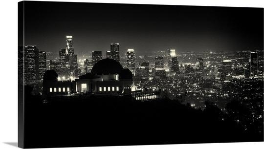 Wall Art Design: Los Angeles Wall Art Amazing Design Collection Regarding Los Angeles Canvas Wall Art (Image 19 of 20)